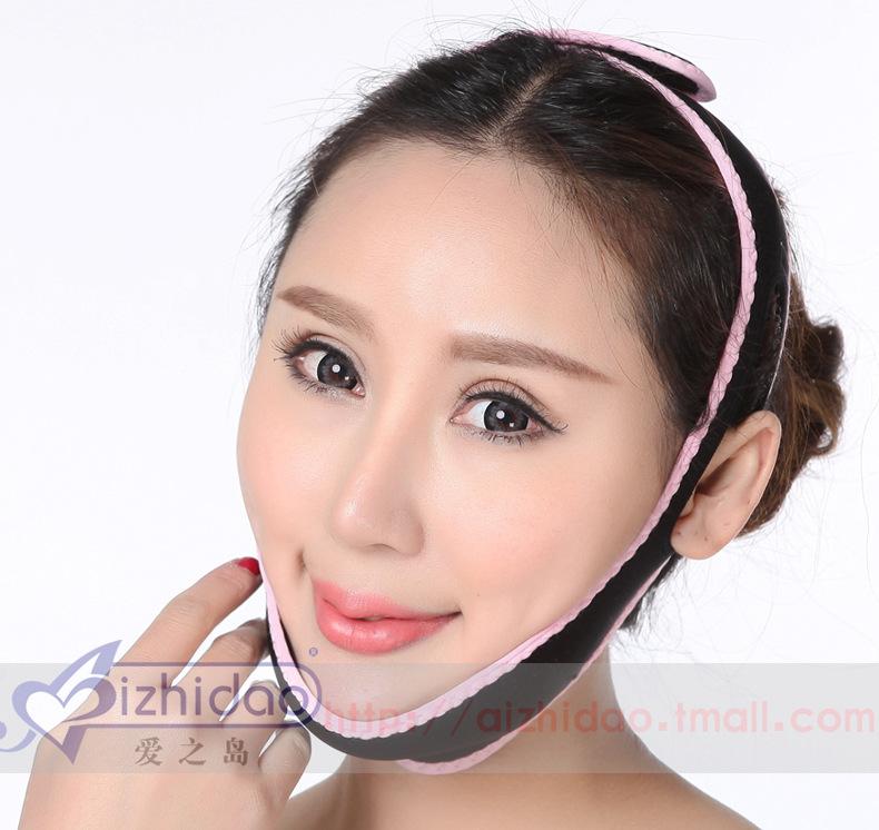 2016 sale face massage tools, beauty thin face mask, lifting double chin face massager, slimming bandage cosmetic mask Korea(China (Mainland))