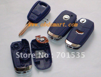 Fiat key modifiled flip remote key case