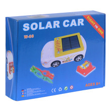 hot solar car kits building blocks electronic wheels experiments educational kids battery charge science baby toys for children