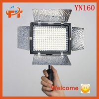 Hot sale! Free shipping YN 160 pcs LED Photo Light for Camera Shooting/ Video
