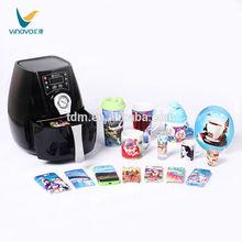 Manufacturer wholesale mini 3D machine heat press machine ST-1520