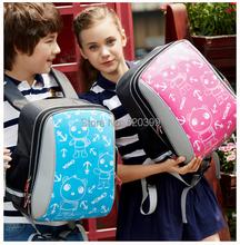 YOME cartoon children/orthopedic/books  school bag  backpack for student boys girls grade/class 1-3(China (Mainland))