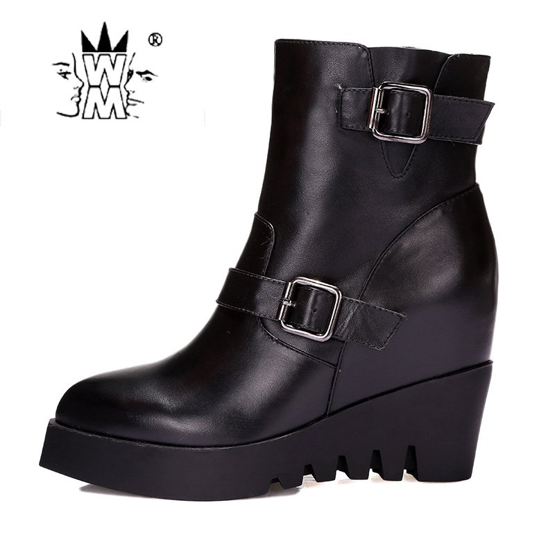 aliexpress buy solid ankle boots high quality
