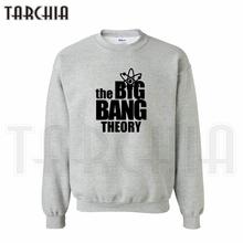 TARCHIA 2016 fashion hoodies sweatshirt the bigbang theory Sheldon personalized man coat casual parental survetement homme boy