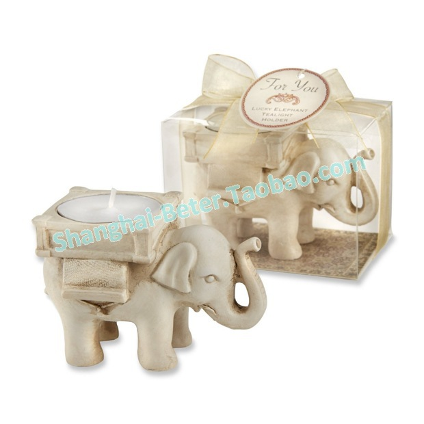 Free Shipping 24pcs India Lucky Elephant Place Cards, Baby Shower Party Favors, Place Cards , BETER-SZ040(China (Mainland))