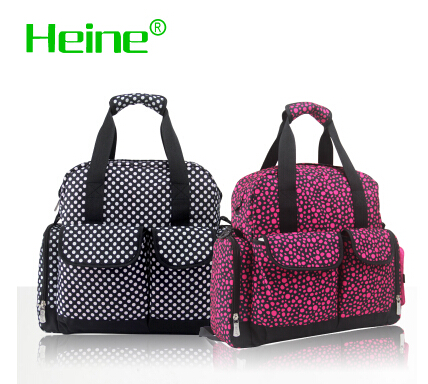 Heine fashion multifunctional large capacity mummy bag nappy bags cross-body bag baby diaper bag backpack maternity<br><br>Aliexpress