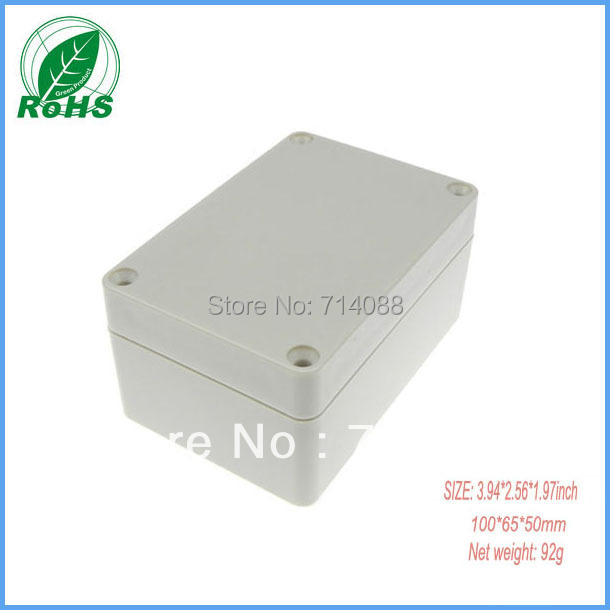XDP04-18 Free shipping ip66 enclosure electronic boxes for junction box 100*65*50mm(China (Mainland))