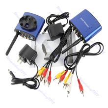 1 set 5.8 ghz sender audio video av trasmettitore senza fili pat 630(China (Mainland))