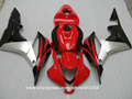 Fit for Honda CBR600RR 07 08 red silver black injection molding fairings kit CBR 600RR 2007