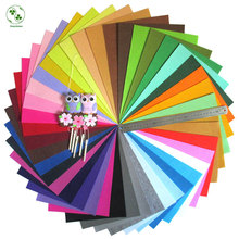 Buy 42 Colors Felt Feltro 20*30CM Non Woven Felt Dolls Crafts Material Fabric Polyester Cloth Felts DIY 1MM Thick Felt for $12.81 in AliExpress store