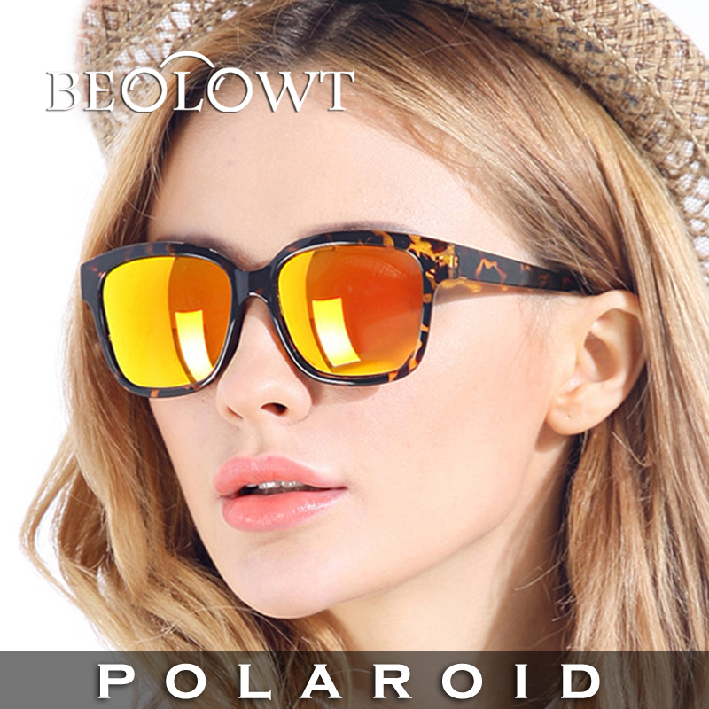 BEOLOWT brand women's men's UV400 Polarized Sunglasses Driving Alloy Sun Glasses for women men with Case Box BL488(China (Mainland))