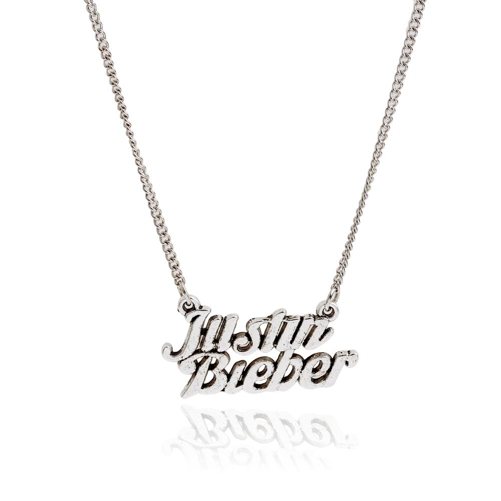 Valentine Bracelets Justin Toys : Online buy wholesale justin bieber necklace from china