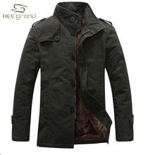 2013 New Arrival Korea Style Thicken Cotton Jacket, khakiblackarmy green,  Free Shipping MWJ111
