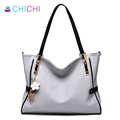 CHICHI Luxury 2016 Large Shoulder Bag Women Soft Leather Handbags Totes Ladies Hand Bags Designer Casual