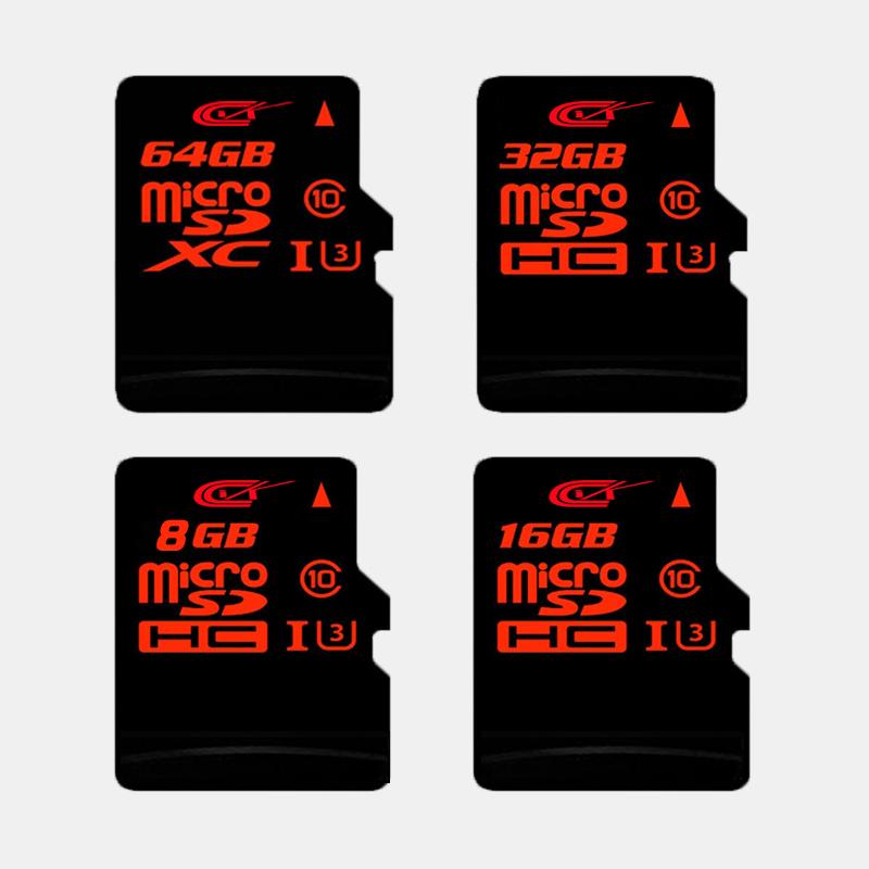 Red Camcorder card 16GB Flash Memory Card 32GB/128G micro sd card 8gb TF Card 64gb smartphone card to default custom(China (Mainland))