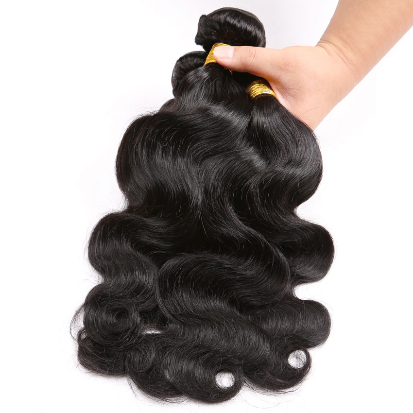 7A Indian Virgin Hair Body Wave 4 Bundles Adina Hair Products Cheap Human Hair Bundles Unprocessed Virgin Indian Hair Body Wave<br><br>Aliexpress