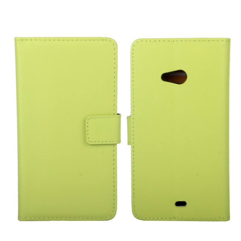 Microsoft Lumia 540 Genuine Wallet Case (9)