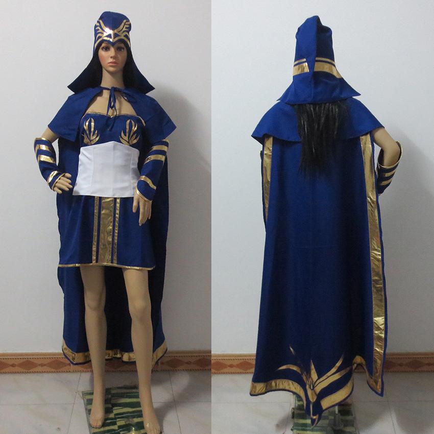 Acquista all 39 ingrosso online lol cosplay costumi da grossisti lol cosplay costumi cinesi - Costumi da bagno all ingrosso ...