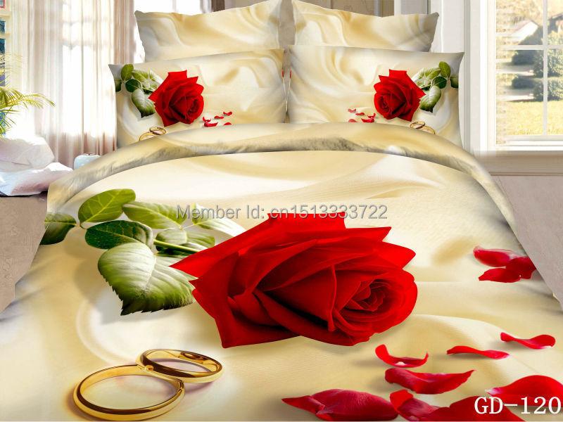 housse de couette style romantique parure housse de couette satin de coton rosace turquoise. Black Bedroom Furniture Sets. Home Design Ideas