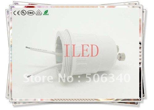 High quality ceramic lamp bulb holder GU10 thread,CE & RoHS & UL,10 pcs /lot ,fast shipping ,GU10 lamp base,lamp cap GU10(China (Mainland))