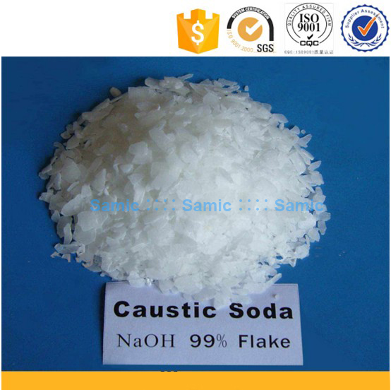 how to prepare caustic soda