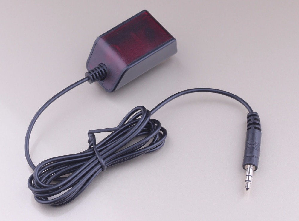 5FT 1.5M REMOTE CONTROL INFRARED EYE 3.5MM IR REPEATER EXTENDER RECEIVER SENSOR(China (Mainland))
