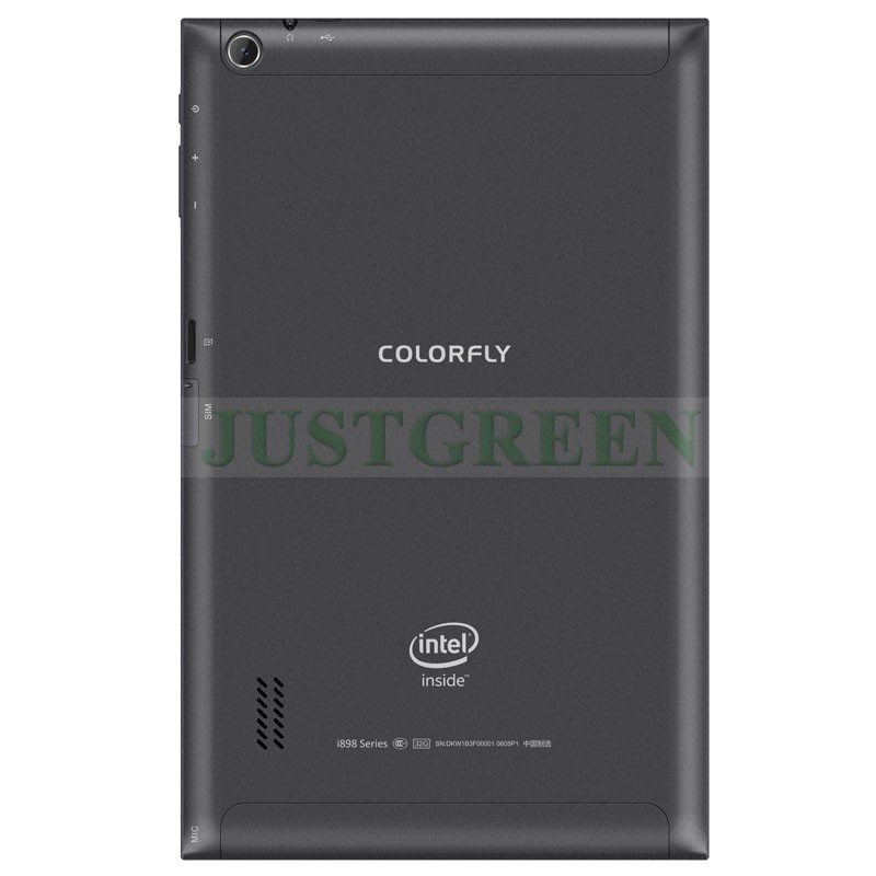 Планшетный ПК 8,9/retina Colorfly i898A Intel Z3735F 2 16 3G WCDMA 5MP GPS 4.4