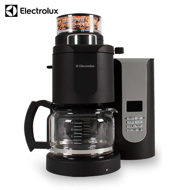 Thi t b kh c m y pha c ph t ng electrolux ecm4100 xay h thanh ly 5giay - Machine a cafe electrolux ...