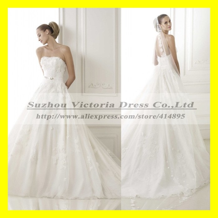 Best wedding dresses for petite plus size brides junoir for Petite wedding dress designers