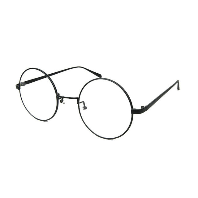 big glasses frames trend tizx  Big metal box vintage round glasses the trend of eyeglasses frame box round glasses  frame non