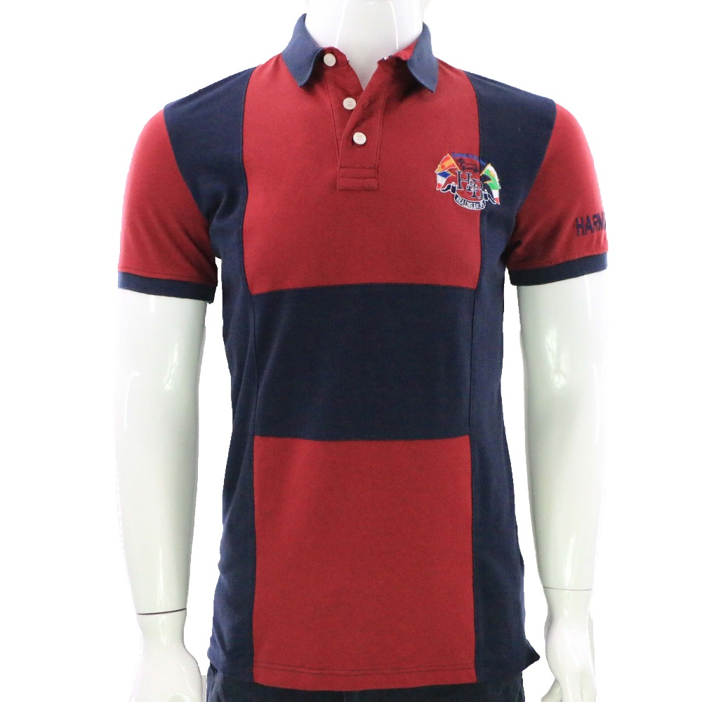 Cool polo shirt designs promotion shop for promotional for High quality embroidered polo shirts