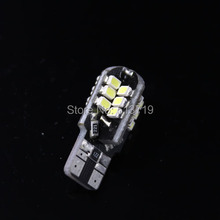 Buy 1X Auto T10 W5W Canbus 24 LED Reading Wedge Light Bulb Car 5W5 License Plate Dome Festoon C5W C10W Door Parking Light Xenon for $1.40 in AliExpress store