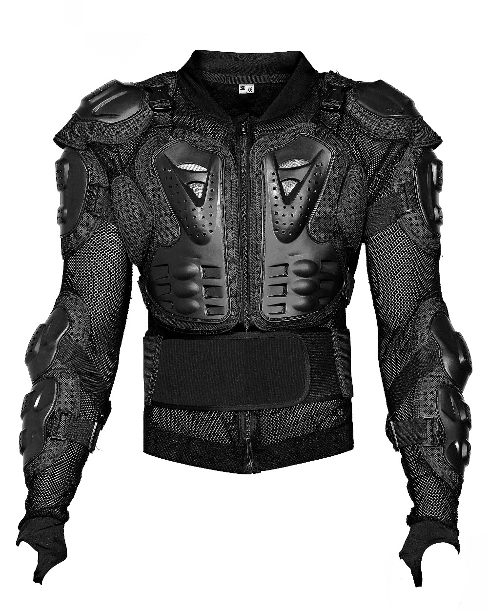 Motorcycle body armor Motocross protective gear Shoulder protection Off Road Racing protection jacket Moto protective clothing(China (Mainland))