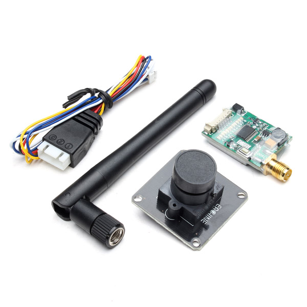Eachine 700 600 1/3 Cmos FPV 110/148 w/32CH high quality eachine 700tvl 1 3 cmos fpv 110 degree camera w 32ch transmission for fpv multicopter