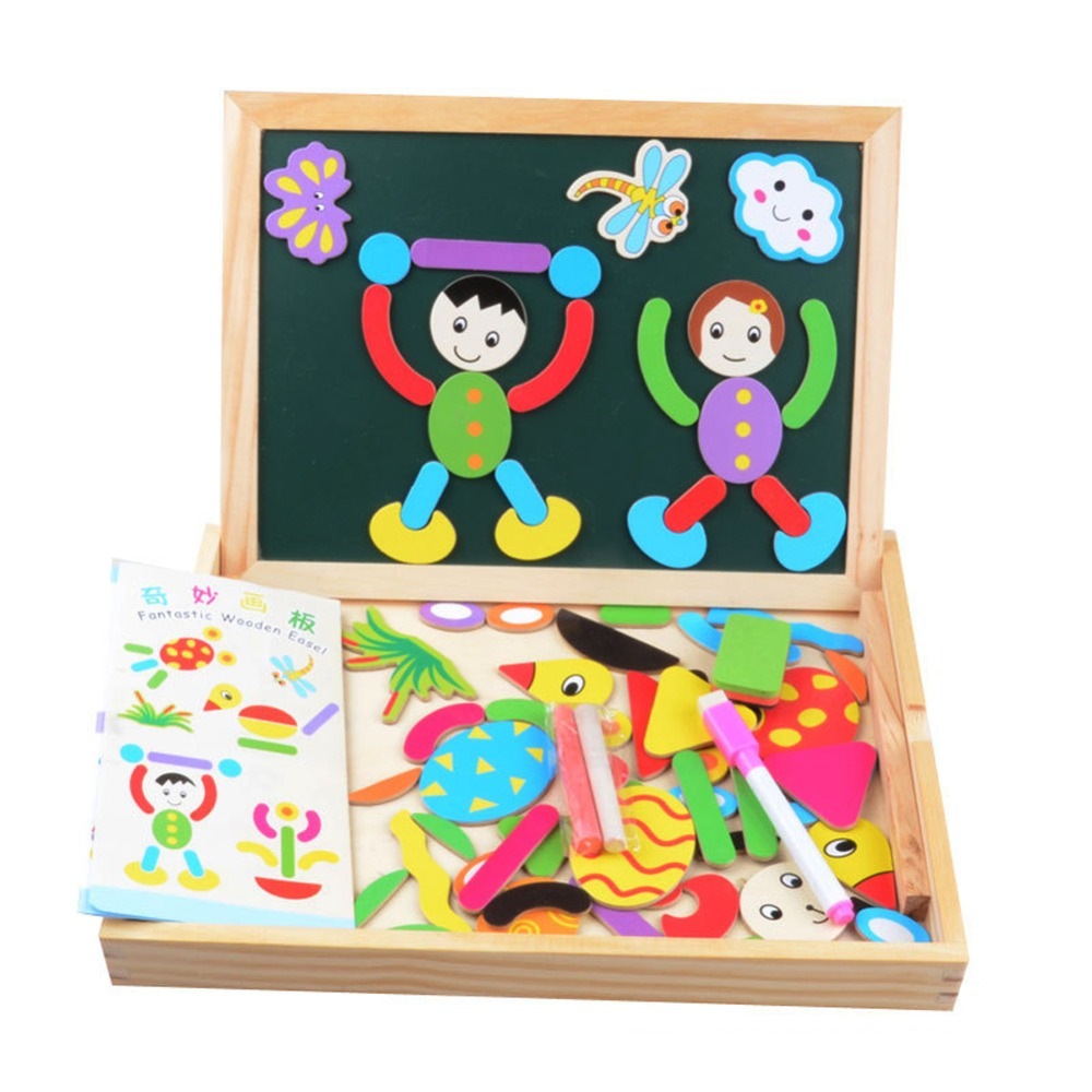 Magnetic Toys For Boys : New educational toy multifunctional drawing writing board