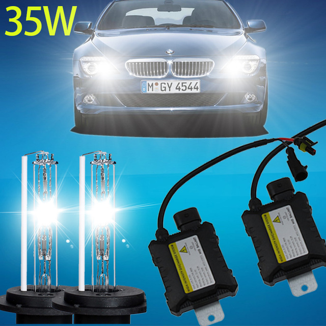 Guarantee one year,2 pieces slim AL-PCB ballast 35W hid conversion kit H1 H3 H7 H11 H9  H10 9004 9005 HB3 HB4 9006 880 881 D2S/C