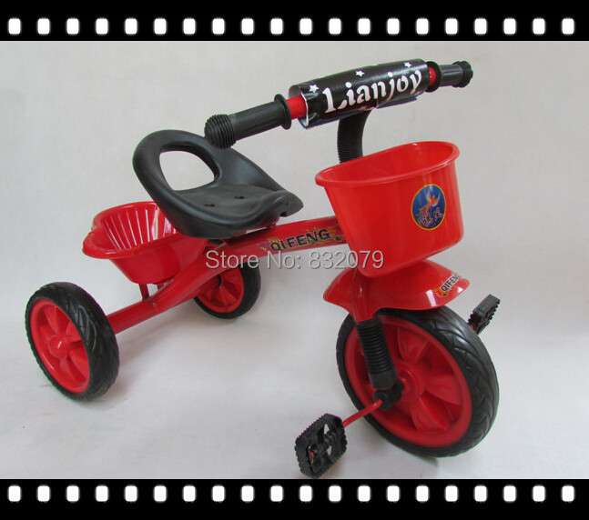 Factory supply directly ! best kid tricycle baby ,baby tricycle to drive for children Sport toy for baby china tricycle for sale(China (Mainland))