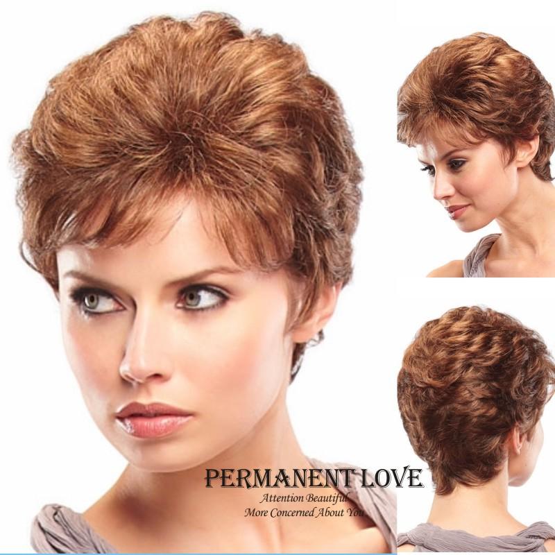 Прически из коротких волос для полных женщин фото