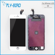 10X For Apple iPhone 6 LCD Display Touch Screen digitizer + Replacement Assembly Black or White + Free Ship + Warranty