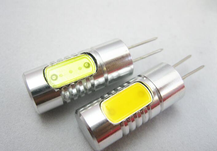 G4 1 led   Approx 1.5w  Warm white  /   white  DC 12V  led lamps Aluminum Led   500PCS<br><br>Aliexpress