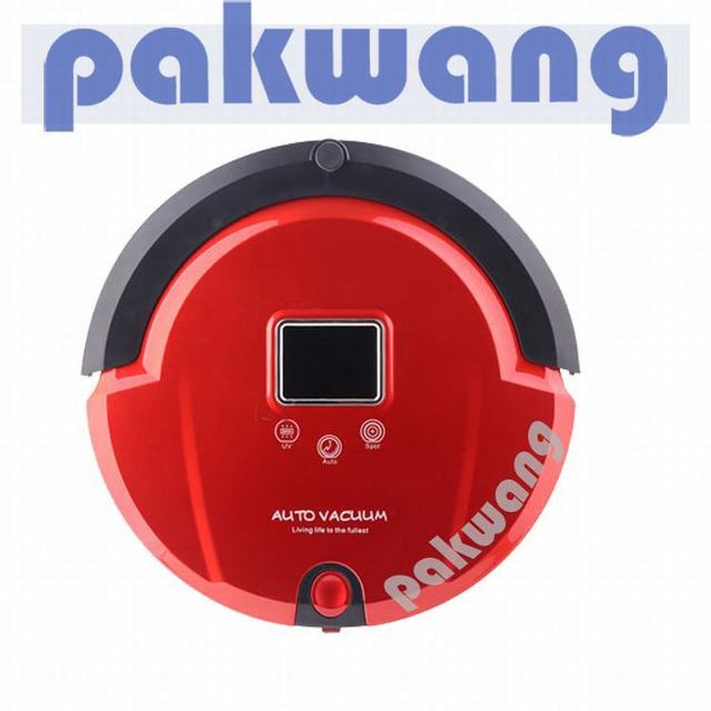 Automatic Home Intelligent Robot Vacuum Cleaner Extremely Low Noise Ultrathin Boday, Self Recharge, Virtual Wall, Vacuum Cleaner