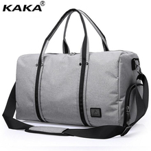 Buy KAKA Large-capacity Men's Travel Bags Business High-quality Luggage Bags Duffel Bags Travel Tote Oxford Large Weekend Bag X108 for $28.52 in AliExpress store