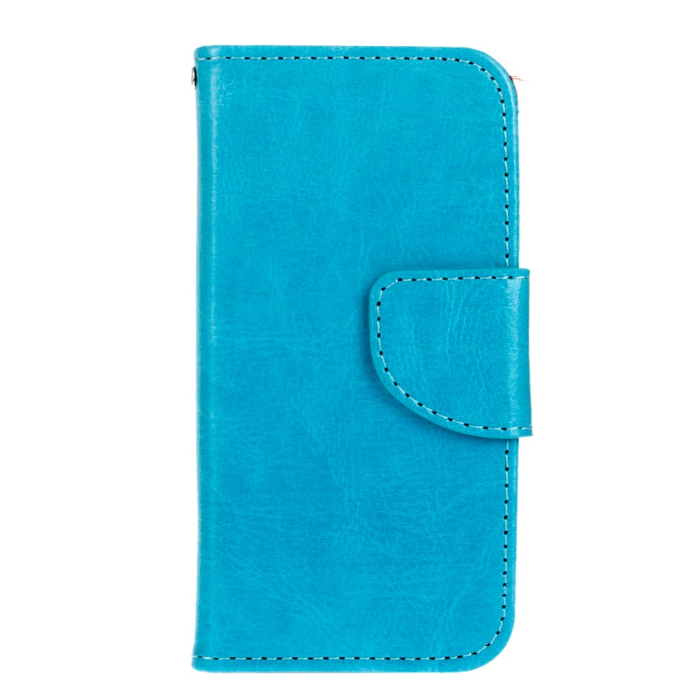 20pcs/lot Free shipping 6colours Crystal grain Solid color card mobile phone shell for iphone 5 5s se pouch leather cover case