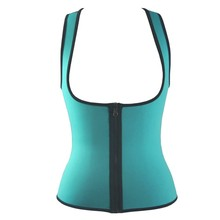 Hot Neoprene Waist Trainer Corset Vest Cincher Training Corsets Sexy Sweat Reversible Bustiers Sport Slimming Exercise Shaper