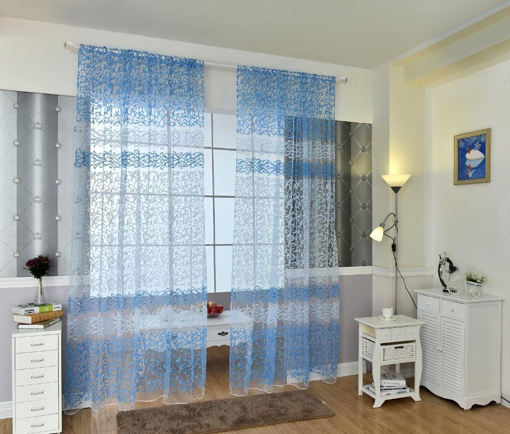 Blau raum vorhänge kaufen billigblau raum vorhänge ...