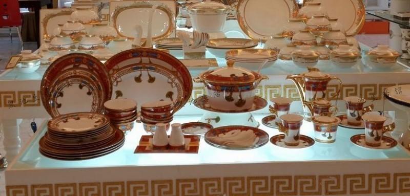 chine marques de vaisselle promotion achetez des chine marques de vaisselle promotionnels sur. Black Bedroom Furniture Sets. Home Design Ideas