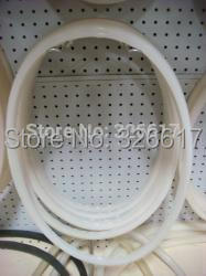 400mm Gasket Silicone Round Pressure Manway Manhole Cover Replacement Sealing(China (Mainland))