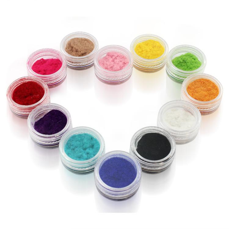 Гаджет  Free shipping one box Velvet used with gel nail polish Powder For Nail Art decorations nail sticker  M841 None Красота и здоровье