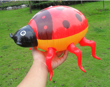 Large PVC inflatable animals Inflatable beetle Children's inflatable toy(China (Mainland))