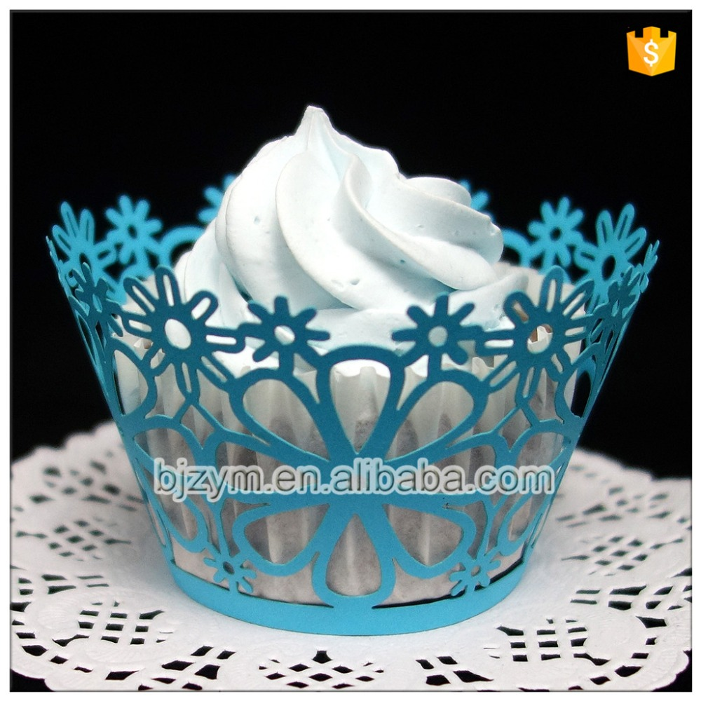 Cake Decorating Gifts : Baby shower gifts 48 PCS Cupcake Liners Single Holders cake decorating molds Cupcake Wrapper on ...